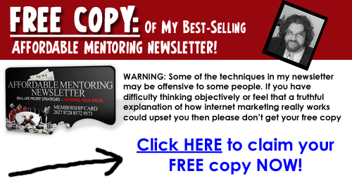 Affordable Mentoring Newsletter